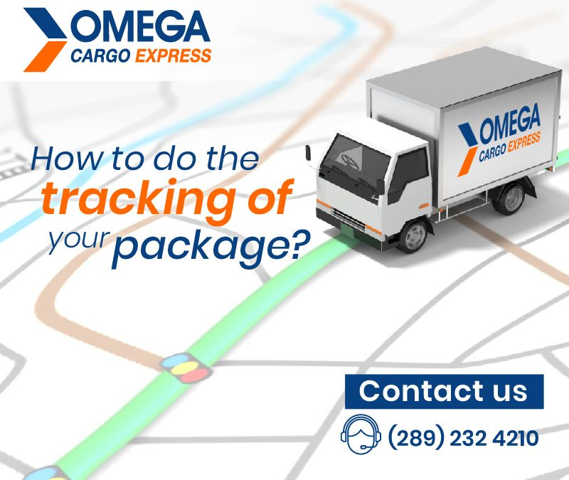 Track your shipments – How to do the tracking of your package?