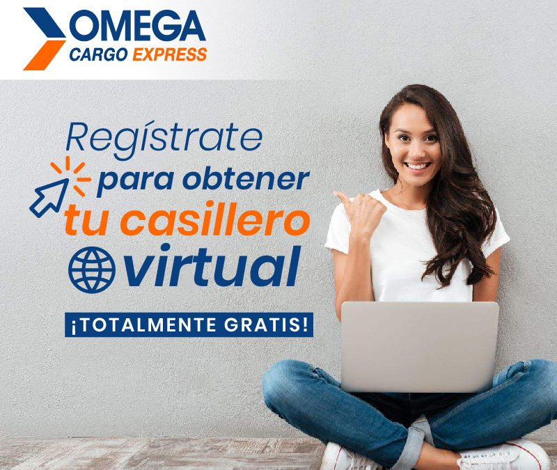 Tu casillero virtual con Omega Cargo Express